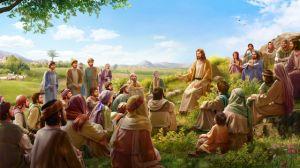 matthieu 25, Croire en Dieu, incarnation